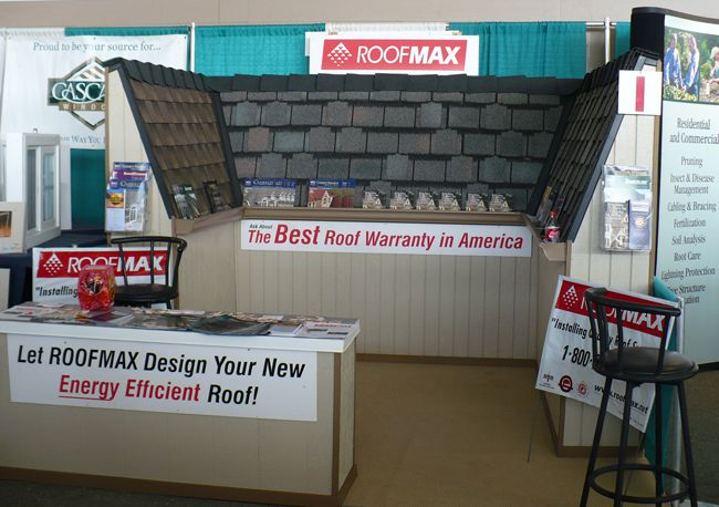 Roofmax Booth